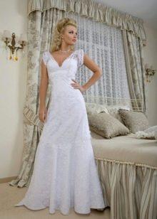 Свадебное платье из коллекции Femme Fatale кружевное