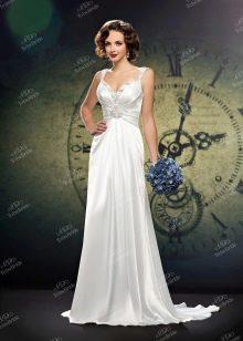Свадебное платье из Bridal Collection 2014 в стиле ампир
