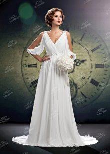 Свадебное платье из Bridal Collection 2014 в греческом стиле