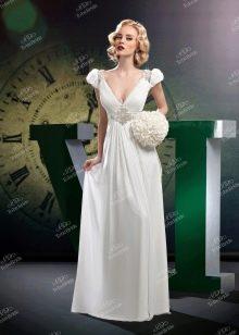 Свадебное платье из Bridal Collection 2014 с коротким рукавом