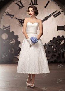 Свадебное платье из Bridal Collection 2014 миди