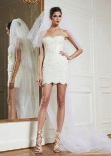 Свадебное платье из коллекции 2013