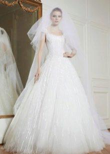 Свадебное платье пышное 2013 от Зухаира Мурада