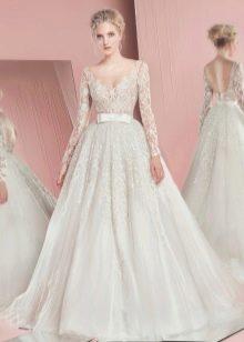 Пышное свадебное платье от Zuhair Murad
