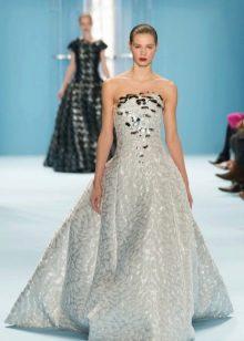 Бальное пышное платье от Каролины Хереры