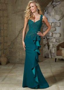 Вечернее платье русалка для женщин 40 лет русалка