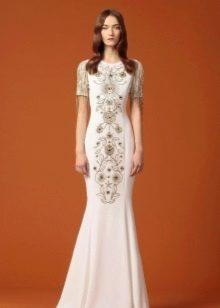 Выпускное платье в этно стиле