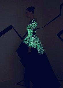 Вечернее платье от Rami Kadi