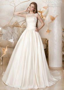 Свадебное платье пышное из коллекции Дыхание весны