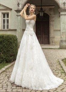 Пышное свадебное платье от Армонии из коллекции Дыхание весны