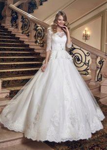 Свадебное платье из коллекции Сияние нежности от Евы Уткиной