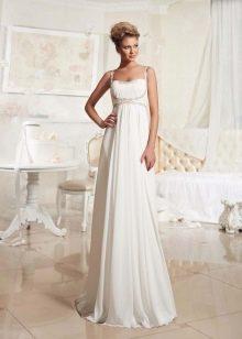 Свадебное платье из коллекции Просто любовь от Евы Уткиной ампир