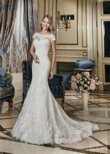 Свадебное платье из коллекции Сияние нежности