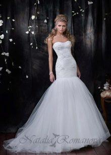 Свадебное платье из коллекции EUROPE COLLECTION рыбка