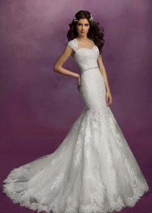 Свадебное платье из коллекции SONESTA русалка