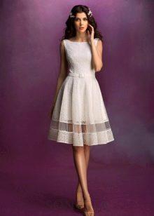Свадебное платье из коллекции SONESTA короткое