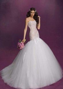 Платье свадебное из коллекции 2016