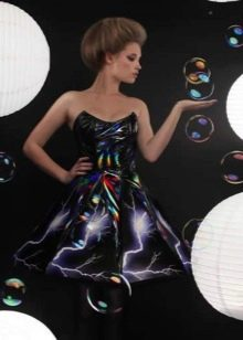 Вечернее платье бренда Rainbow Winters