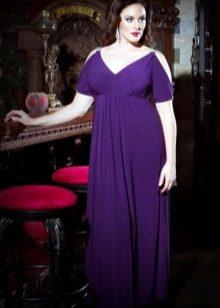 Вечернее платье для полной девушки 52 размера