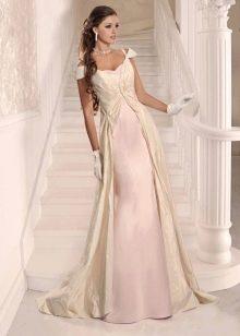 Платье свадебное в стиле ампир