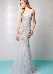 Вечернее платье от Tony Ward русалка
