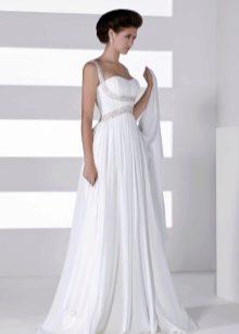 Свадебное платье из коллекции Серебро от Хадасса