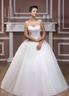 Свадебное платье из коллекции Diamond от Hadassa пышное