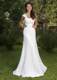 Свадебное платье из коллекции Brilliant от Hadassa прямое