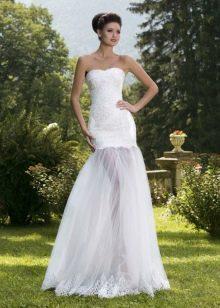 Свадебное платье из коллекции Brilliant от Hadassa короткое