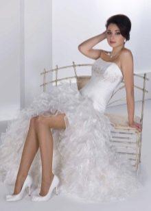 Свадебное платье из коллекции Серебро от Хадасса трансформер