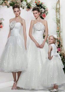 """Свадебные платья из коллекции """"Цветочный коктейль"""" от Папилио"""