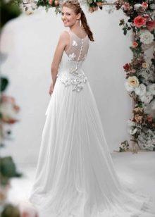 """Свадебное платье из коллекции """"Цветочный коктейль"""" от Папилио"""