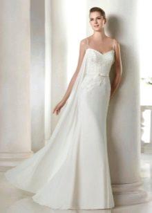 Свадебное платье из коллекции Fashion от San Patrick прямое