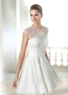 Свадебное платье из коллекции Modern Bride от San Patrick короткое