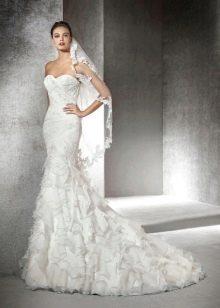 Свадебное платье от Сан Патрик русалка