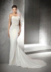 Свадебное платье от Сан Патрик прямое