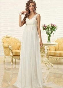 Свадебное платье от Оксаны Мухи ампир