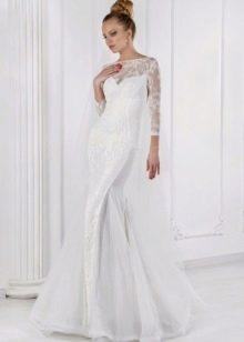Свадебное платье от Оксаны Мухи русалка