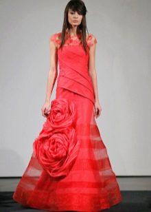 Свадебное платье от Веры Вонг из коллекции 2014