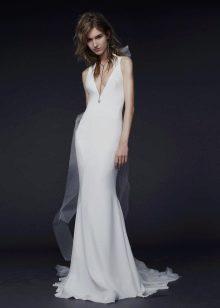 Свадебное платье 2015 от Веры Вонг прямое