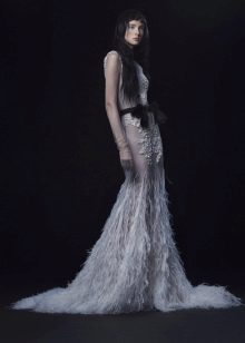 Свадебное платье от Веры Вонг 2016 в пол