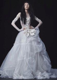 Свадебное платье от Веры Вонг 2016 пышное