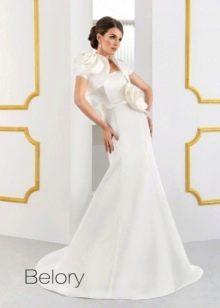 Свадебное платье от Ange Etoiles с болеро