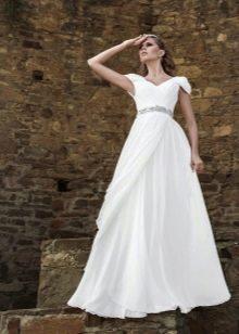 Свадебное платье от Anne-Mariee из коллекции 2014 греческое