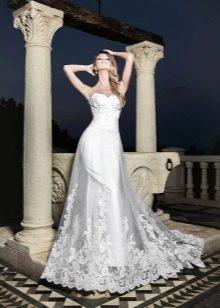 Свадебное платье от Anne-Mariee из коллекции 2014 кружевное
