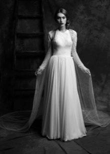 Свадебное платье от Anne-Mariee из коллекции 2015 простое