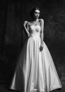 Свадебное платье от Anne-Mariee из коллекции 2015 пышное