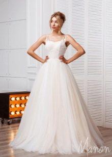 Свадебное платье от Anne-Mariee из коллекции 2016 пышное