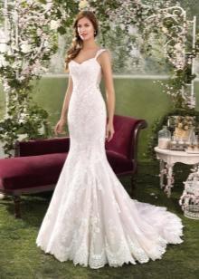 Свадебное платье от Fara Sposa рыбка