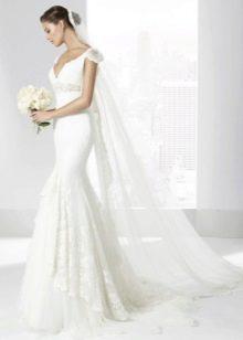 Свадебное платье от Franc Sarabia
